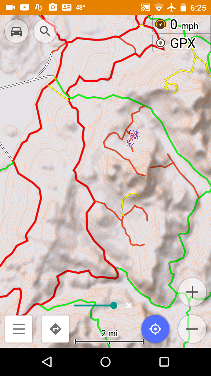 color vector map style over a minimalist background of shaded relief andelevation lines tertiary level trails (club trails) appear as yellowtrails at . snowmobile maps for osmand on android  umbagog designs llc