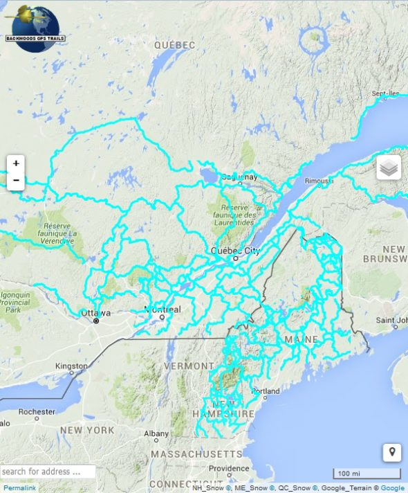 nh snowmobile trail maps with Nh Me Qc Snowmobile Trail Map For Garmin on Osmand In Android Call Ahead Feature together with Viewmap likewise Cumberland Lake Map moreover Nordic map further Waterville Valley.